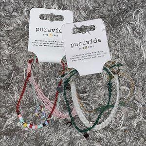 Pura Vida 6 Bracelets!!!!